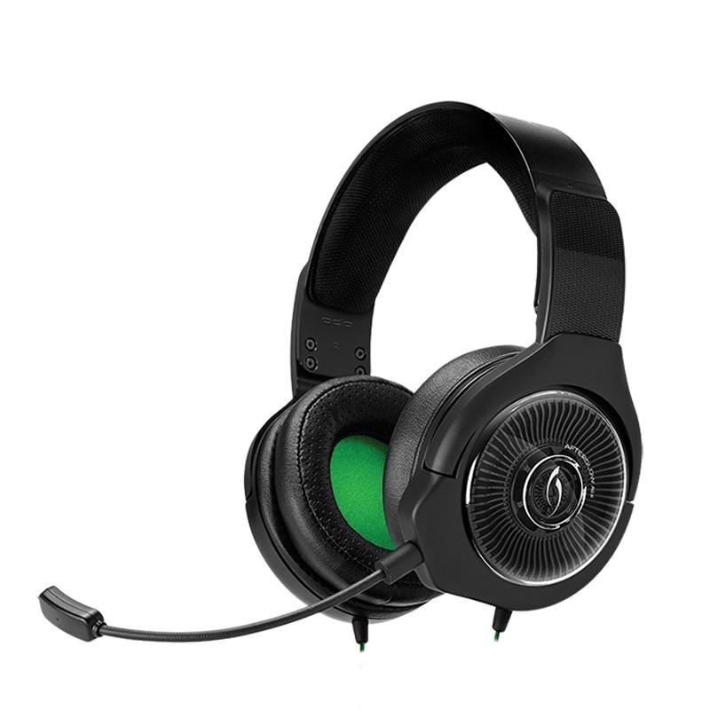 Afterglow Black AG6 Wired Headset til Xbox One