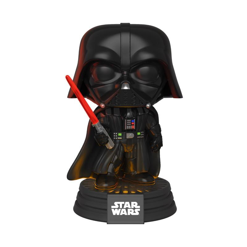 POP Star Wars: Darth Vader Electronic (With lights and sound!)