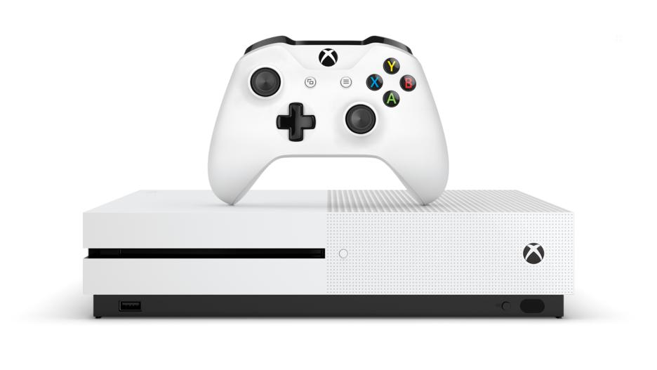 Xbox One S 1TB Konsoll og 3 Months Xbox Live
