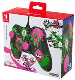 Nintendo Switch: Splatoon Edition Wired Controller