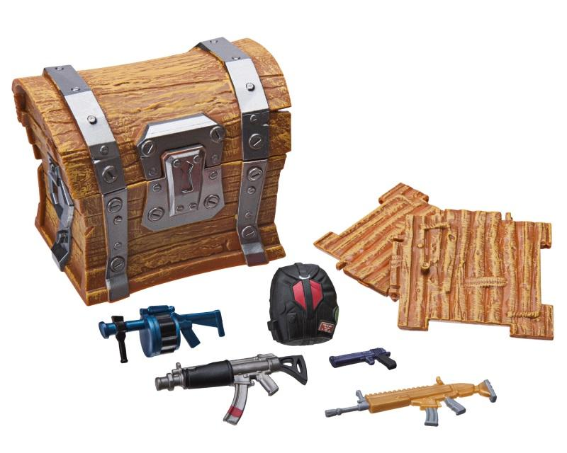 Fortnite: Loot Chest Collectible Accessory Set [Assorted]