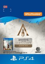 Assassin's Creed® Odyssey SesongPass Til PS4