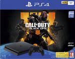 PlayStation®4 1TB Konsoll og Call of Duty®: Black Ops 4