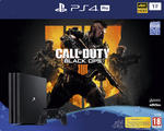 PlayStation®4 1TB Pro Konsoll og Call of Duty®: Black Ops 4