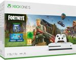 Xbox One S 1TB Konsoll og Fortnite
