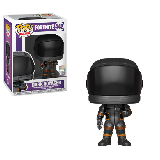 Pop Games: Fortnite Series 1 - Dark Voyager