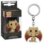 Pocket Pop!: Game of Thrones - Viserion Keychain