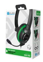 At Play Black Chat Headset til Xbox One