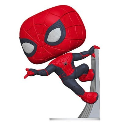 POP: Spider-Man: Far From Home - Spider-Man (Upgraded Suit)