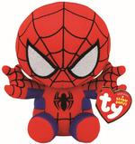 Beanie Babies: Marvel - Spiderman Plush