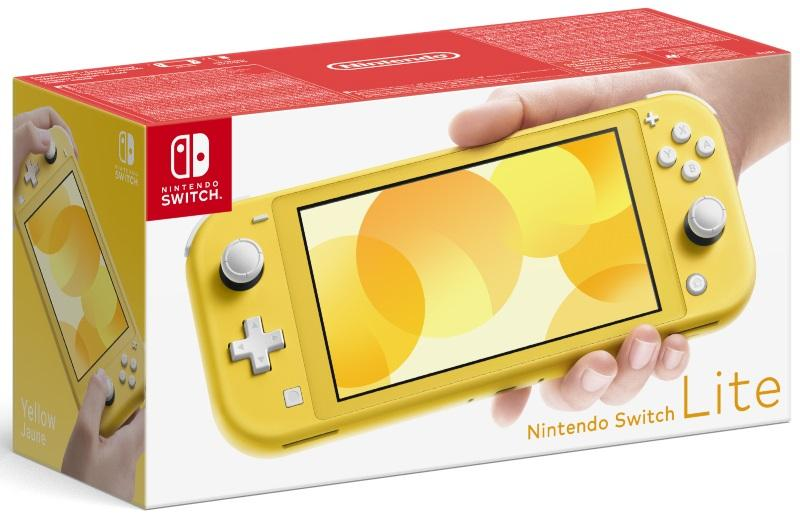 Nintendo Switch™ Lite Yellow Konsoll