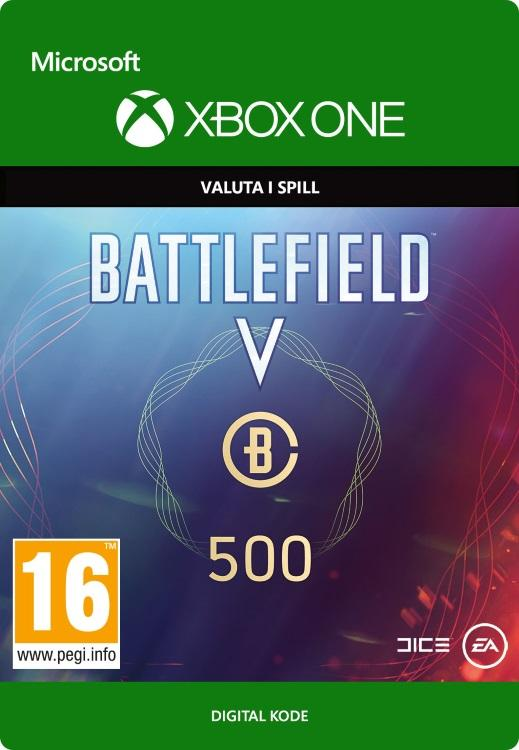 Battlefield™ V – Battlefield-valuta 500 Til Xbox One [DIGITALT]