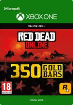 Red Dead Redemption 2: 350 gullbarrer til Xbox One