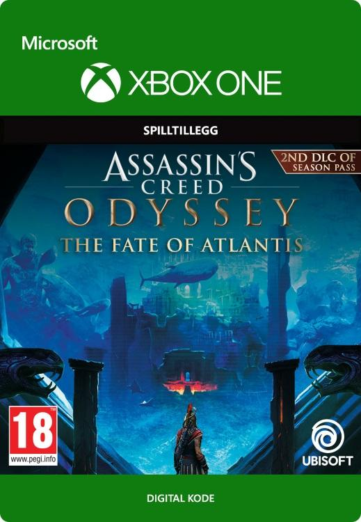 Assassin's Creed® Odyssey The Fate of Atlantis Til Xbox One [DIGITALT]