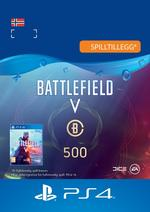 Battlefield™ V – Battlefield-valuta 500 Til PS4