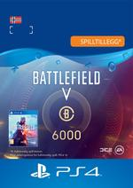 Battlefield™ V – Battlefield-valuta 6000 Til PS4
