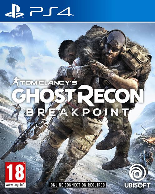 Tom Clancy's Ghost Recon® Breakpoint Auroa Edition [Kun Hos GameStop]