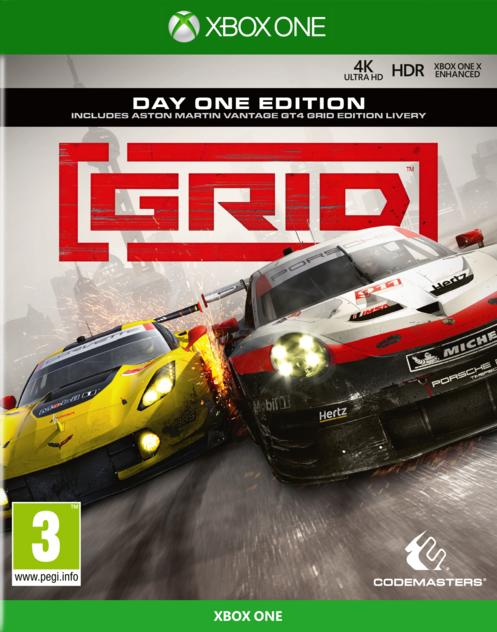 GRID® Day One Edition