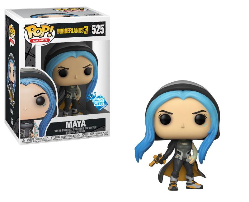 POP Games: Borderlands - Maya [Kun Hos GameStop]