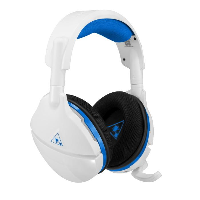 Turtle Beach® White Stealth 600 Headset til PS4