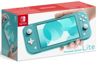 Nintendo Switch™ Lite Turquoise Konsoll