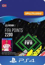 FIFA 20 Ultimate Team™ - 2200 Points til PS4