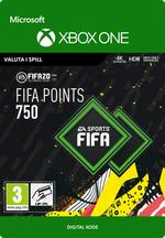 FIFA 20 Ultimate Team™ - 750 Points til Xbox One