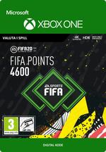 FIFA 20 Ultimate Team™ - 4600 Points til Xbox One
