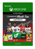 Madden NFL 20 Ultimate Team 1050 Points til Xbox One