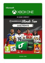 Madden NFL 20 Ultimate Team 2200 Points til Xbox One