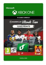Madden NFL 20 Ultimate Team 12000 Points til Xbox One