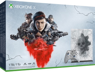 Xbox One X 1TB Gears 5 Limited Edition Konsoll