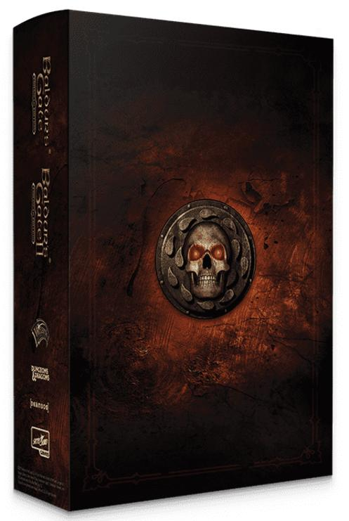Baldur's Gate Enhanced Collector's Edition Bundle