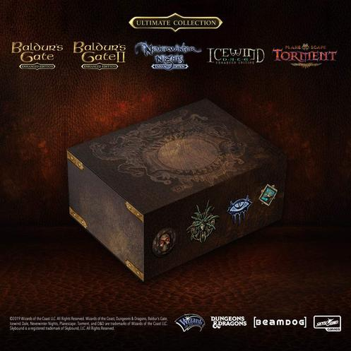 Beamdog Ultimate Enhanced Edition Collector's Pack
