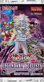 Yu-Gi-Oh! TCG: Legendary Duelists: Immortal Destiny Booster Pack