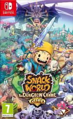 Snack World: The Dungeon Crawl